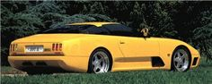 Iso Grifo 90, 1991