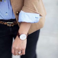 Loving ALL these sartorial details. Image via Pinterest