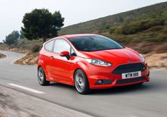 Ford Fiesta ST 2013! The new super mini car