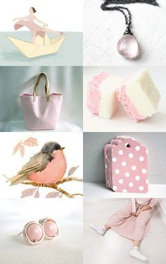 Ballerina by Anna on Etsy--Pinned with TreasuryPin.com #pink #etsytreasury #etsygifts