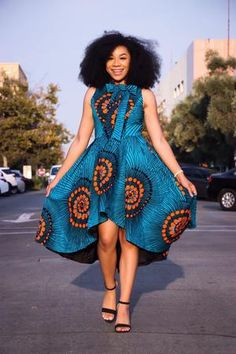 Slaying is a hobby for every beautiful fashionista, especially when you're about to slay in these Latest Ankara Styles For Ladies That Slay. African Dresses For Women, African Print Dresses, African Fashion Dresses, African Attire, African Wear, African Women, African Style, Fashion Outfits, African Prints