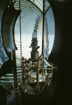 #Lens of a #lighthouse.                http://www.roanokemyhomesweethome.com