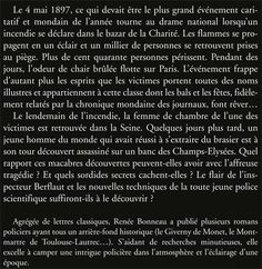 Jacqueline Chambon Noir - 2008-03 - Renée Bonneau - Piège de Feu à la Charité - Verso