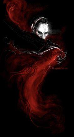 Vampire Love, Vampire Art, Vampire Fangs, Dark Gothic, Gothic Art, Horror Art, Horror Movies, Dark Fantasy, Fantasy Art