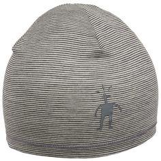 SmartWool NTS Micro 150 Pattern Beanie Hat - Merino Wool (For Men and Women))