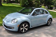 2012 Volkswagen Beetle Sportline - my new baby!