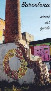 Barcelona #streetart guide || Read my blogpost here: http://www.blocal-travel.com/street-art/barcelona-street-art-guide/