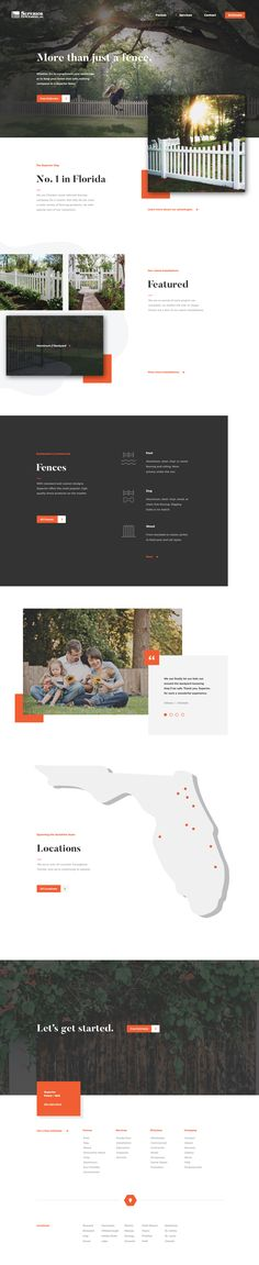 Homepage concept 02