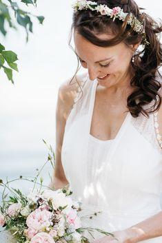 Ja ich liebe Blumenkrätze. Photography, Amor, Florals, Weddings, Fotografie, Photograph, Fotografia