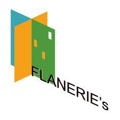 i+D-S FLANERIE's un projet de Clément Trichon /// Yohann Rouillé /// Rose Edjaga, dans le cadre des Ateliers-Laboratoires IDÉFI-CréaTIC Plateforme Collaborative, Arts, Images, Logos, Labs, Signs, Landscapes, Logo, Legos