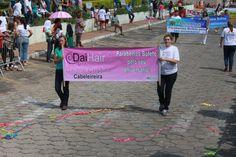 Desfile Cívico do Aniversário de Bofete - 135 anos - Comércios - DaiHair
