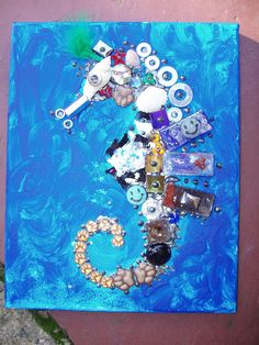 Seahorse Paws by lalainyastream on Etsy, $500.00