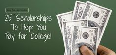 Free money doesn't come to those who wait. #scholarship #money #college