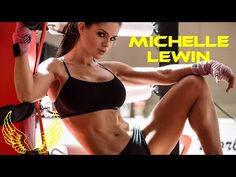 [ Fitness Angel ] Michelle Lewin All Exercises & Workout 【HD】@VENEZUELA - YouTube