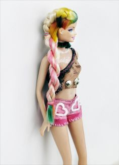 Bleach Barbie