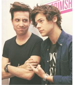Grimmy and harry dating cara