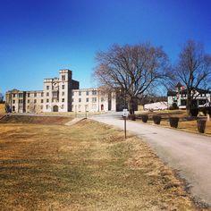 Abandoned children's asylum in Virginia