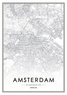 Poster de Amesterdão