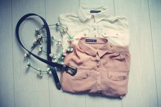 #hipster #outfit #hairband #flower #vintage