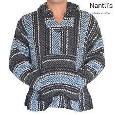 Wholesale www.nantlis.com Nantli's™ Online Store: www.nantlisfashion.com Tradición de México™ – www.tradiciondemexico.com Tel: (323) 437-0441 * (323) 326-5986   Email: nantlisfashion@gmail.com #tradiciondemexico #gabanes #mexicangaban #jorongo #sarape #rebozosos #zarapes #mexicanserape #ponchos #charros #rodeo #mexicantradition #nantlis #mayoreo #wholesale #puromexicano #cowgirls #bajahoodie #sudaderadejerga #virgendeguadalupe #ladyofguadalupe #mexico #capasparamujer #huipil #capaforwomen Rock Style Clothing, Mariachi Suit, Charro Suit, Blue Grey, Blue And White, Baja Hoodie, Western Wear, Men Sweater, Outfits