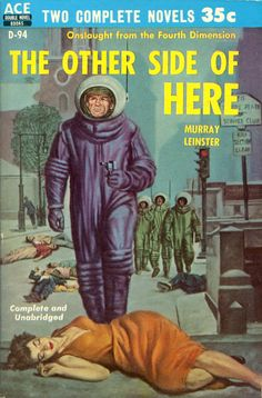 Murray_Leinster The other side of here / retro-futuristic, sci-fi