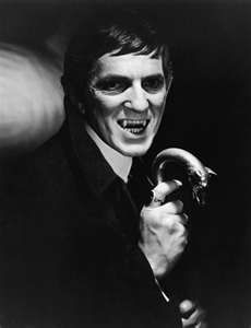 """Jonathan Frid- 1924-2012  Barnabas Collins of """"Dark Shadows"""" -a show banned by Mom.  Never watched this because it was too scary.  Early 70s it showed at 3:00 p.m."""