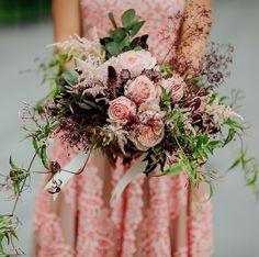 Wedding Florist   WYLD   Fine Art Curation   Wedding Sparrow