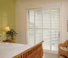 Wood Shutters For French Doors Boyd S Blinds And Drapes