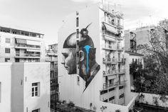 INO  .. 'Mind Control' ..  [Athens, Greece 2017]