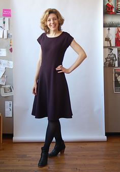 Simplicity 1666. I love this on her but can't figure out if it would look good on me.