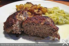 Omas fränkische Fleischküchle, ein tolles Rezept aus der Kategorie Rind. Bewertungen: 3. Durchschnitt: Ø 2,8.
