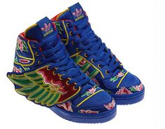 sale retailer 0f120 d75b5 eason chan x adidas originals by jeremy scott js wings special edition  chinese new year