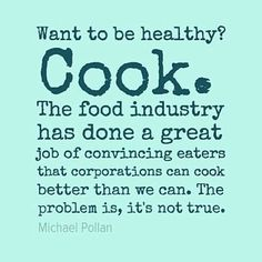 Learn to cook healthfully!