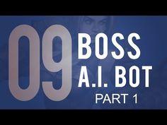 UE4 Blueprint Tutorial 09 - AI Melee Boss (1/4) - YouTube