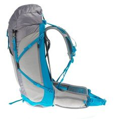 0f0d96387 Mochila de Montaña y Trekking Quechua MH500 40 Litros Mujer Gris Azul