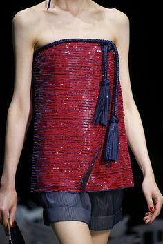 Giorgio Armani Spring 2016 Ready-to-Wear Accessories Photos - Vogue