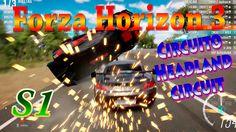 Forza Horizon 3 - Circuito Headland