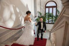 Mariage à Venise - Crédit photo Mirco Toffolo