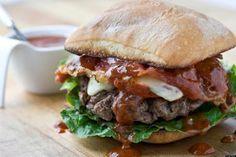 Excellent gourmet burger recipe