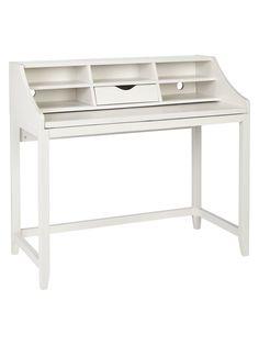 BuyJohn Lewis & Partners Loft Desk, White Online at johnlewis.com
