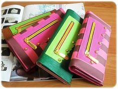 Handmade wallet $15.50, via Etsy.