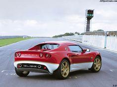 Lotus Elise Type 49 2002