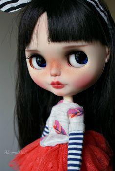 blythe doll by almonddoll