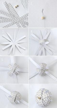 12 простых идей создания новогодних украшений