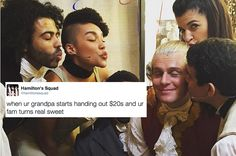 "21 Tweets That Are Way Too Funny For All ""Hamilton"" Fans"