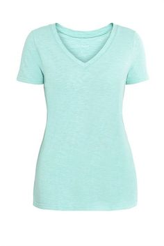 Opal V-Neck Tee - Designer Women's Clothes Online