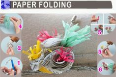 Paper Crafting: Paper Folding