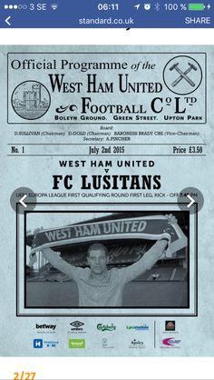 West Ham United Fc, Green Street