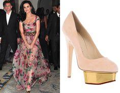 Inspire-se nas famosas para escolher seu sapato de formatura! - Moda - CAPRICHO