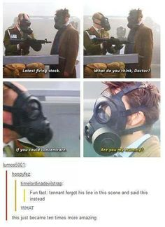 Another AMAZING reason to love David Tennant!